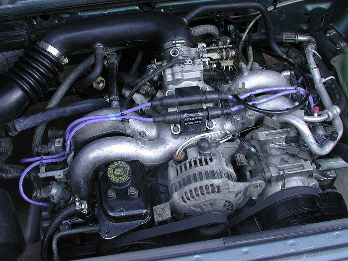 People Have Installed American V6 And V8s Porsche Flat 6s Mazda Rotarys Many Variations On The VW In Line Four Both Gas Diesel Several Subaru